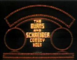 Burns and Schreiber