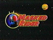 Masked Rider (TV series)