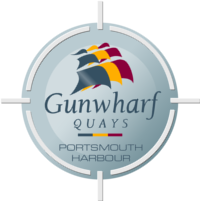 Old Gunwharf Quays Logo