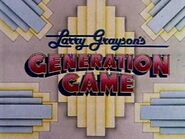 Larry graysons generation game 251280a