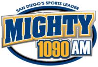 Mighty 1090AM Logo