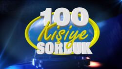 100 Kisiye Sorduk No TV8 Screenbug