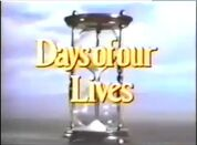 Days of our Lives 19722222