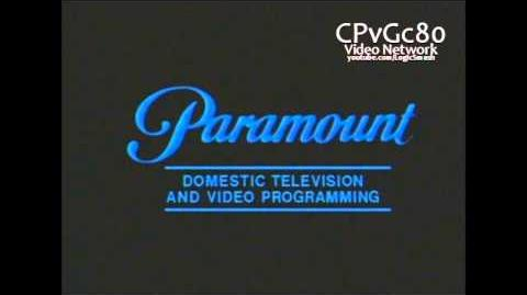 Paramount Domestic Television and Video Programming (1982)
