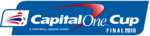 2015 Capital One Cup Final logo