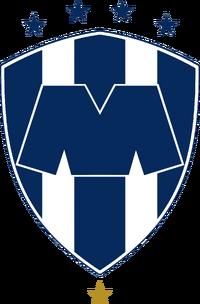 CF Monterrey Crest 2011 Stars