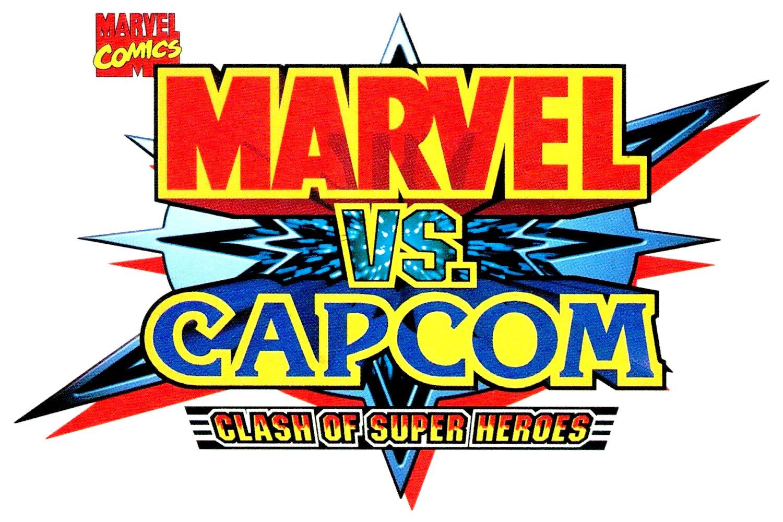 marvel vs capcom clash of super heroes logopedia