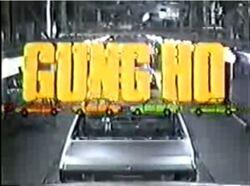 Gung ho-show