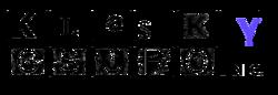 KLASKY CSUPO BLACK AND WHITE GRAFFITI LOGO