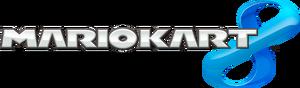 Logo EN - Mario Kart 8