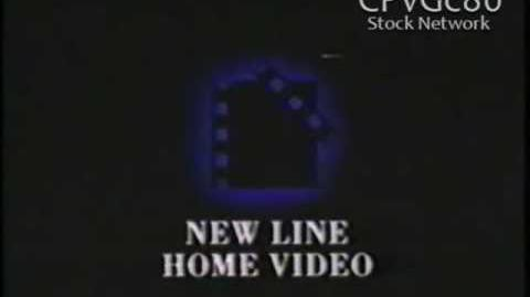 New Line Home Video 1988