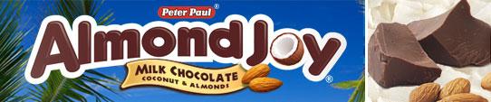 Almond Joy logo