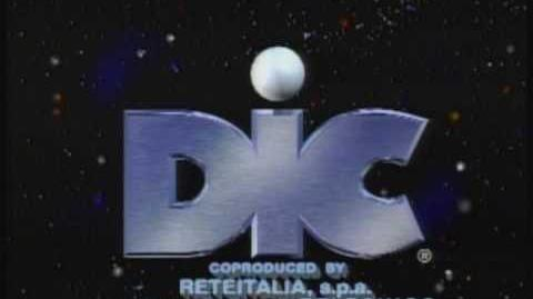 "DIC Entertainment Logo (1990) ""With Byline"""