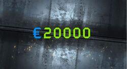 Fast Money! 20,000 Euro