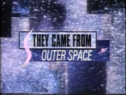 They Came From Outer Space