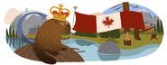 Google Canada Day