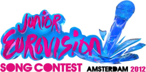 Junior Eurovision Song Contest 2012 logo