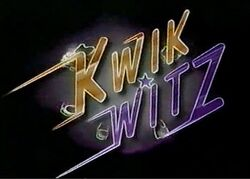 Kwik witz-show