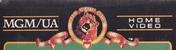 MGM UA Home Video Australian Print Logo