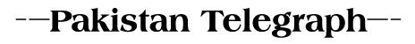 Pakistan-Telegraph