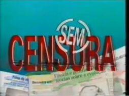 Sem Censura 1991