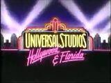 Universal Studios Hollywood & Flordia