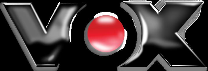 Risultati immagini per vox tv logo