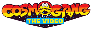 Cosmo gang the video logo by ringostarr39-d7p87t5