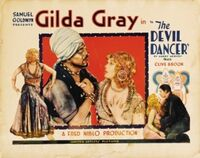 The Devil Dancer (1927)