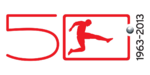 Bundesliga logo (50th anniversary)