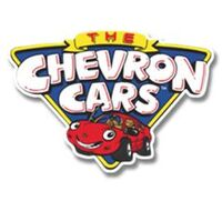 The Chevron Cars logo