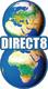 Direct8 logo 2005