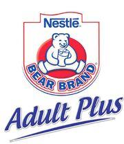 Nestle Bear Brand Adult Plus logo 2011