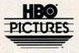 HBO Pictures print logo