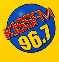 KHFI KISS-FM 96.7