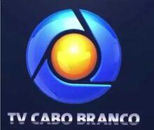 Logo tv cabo branco 2009-atual