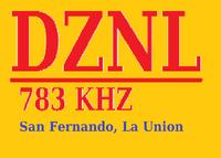 OLD DZNL 783 KHZ SAN FERNANDO, LA UNION 1990
