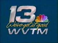WVTM Channel 13 We've Got It Good ID 1989