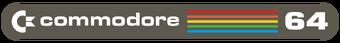 Commodore 64 logo