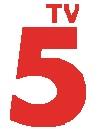 TV5 Letter TV Number 5 2010
