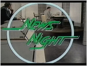 BBC-TV's BBC News' Newsnight From Wednesday Night, January 30, 1980 - 4