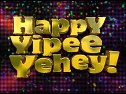 Happy Yipee Yehey logo