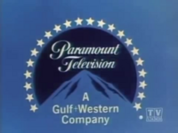 Paramount Television (slanted variant)