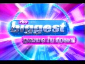 The biggestgame intown2001a