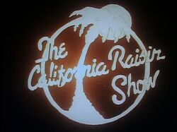 The California Raisins Show