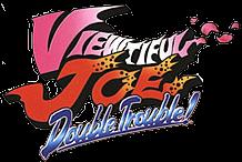 Viewtiful Joe Double Trouble Logo