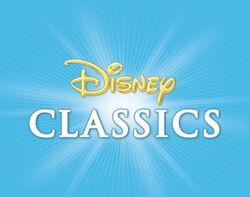Walt Disney Classics UK DVD BluRay 2014 logo