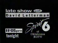 KOTV Late Show 1993