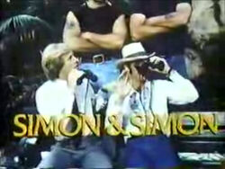 Simon and Simon 1981