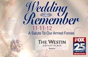 WFXT-TV's Wedding To Remember Video Promo For November 11, 2012